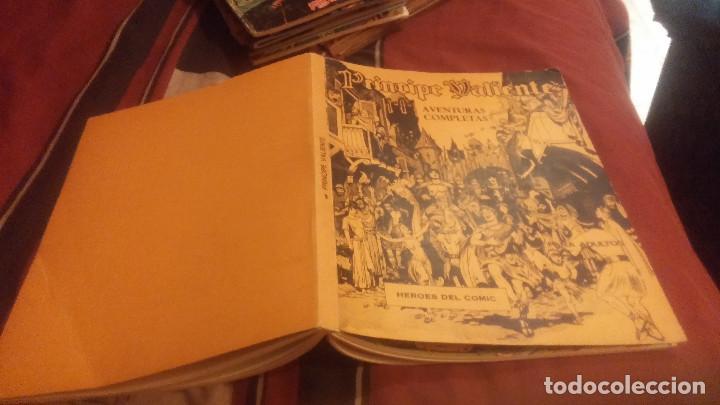 EL PRINCIPE VALIENTE TOMO 1 Nº1 AL 6 BURU LAN (Tebeos y Comics - Buru-Lan - Principe Valiente)