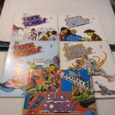 Cómics: COLECCION COMPLETA BUCK ROGERS 5 TOMOS COMPLETA,EDITOR ESTEVE,TIRADA LIMITADA.. Lote 76532539
