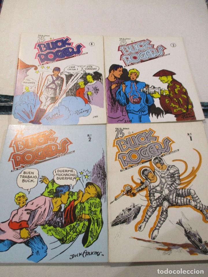 Cómics: COLECCION COMPLETA BUCK ROGERS 5 TOMOS COMPLETA,EDITOR ESTEVE,TIRADA LIMITADA. - Foto 2 - 76532539