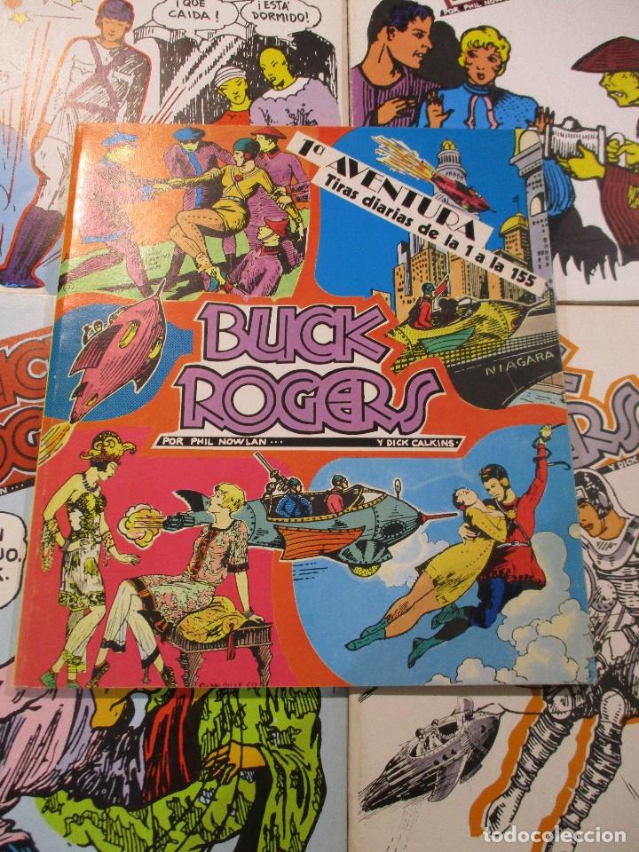 Cómics: COLECCION COMPLETA BUCK ROGERS 5 TOMOS COMPLETA,EDITOR ESTEVE,TIRADA LIMITADA. - Foto 3 - 76532539