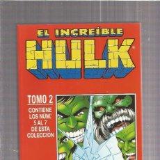 Cómics: EL INCREIBLE HULK RETAPADO 2. Lote 76587043