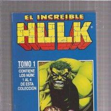 Cómics: INCREIBLE HULK RETAPADO 1. Lote 76588487