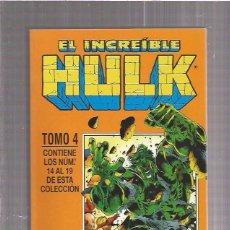 Cómics: INCREIBLE HULK RETAPADO 4. Lote 76589363