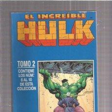 Cómics: INCREIBLE HULK RETAPADO 2. Lote 76590011