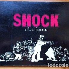 Cómics: SHOCK DE ALFONS FIGUERAS. JOSE TOUTAIN EDITOR.LA FLORESTA PEARSON.BARCELONA. Lote 76675179