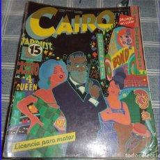 Cómics: CAIRO N.º 15. Lote 76712987