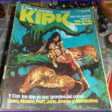 Cómics: KIRK N.º 14 ED. NORMA 1983 (EL ULTIMO) . Lote 76717527