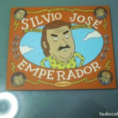 Cómics: SILVIO JOSÉ EMPERADOR - PACO ALCAZAR.. Lote 76912271