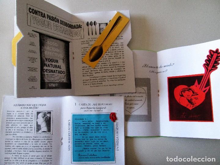 Cómics: EL NAUFRAGUITO FANZINE (3 - AMOR, PASIÓN Y MENTIRAS) - Foto 2 - 76943981