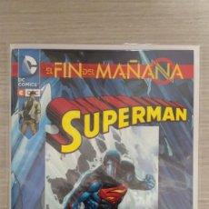 Cómics: EL FIN DEL MAÑANA SUPERMAN NUEVO UNIVERSO DC TOMO ÚNICO RÚSTICA (ECC). Lote 77019797