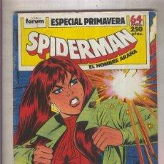 Cómics: SPIDERMAN PRIMAVERA 1989: EL JUEGO MAS DIVERTIDO. Lote 77399409
