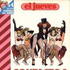 Cómics: EL JUEVES - MAMEN CONTACTOS (TODOS 1ª EPOCA, DESCATALOGADOS). Lote 20742915