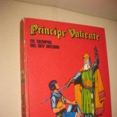 Cómics: PRINCIPE VALIENTE TOMO 1 EN TIEMPOS DEL REY ARTURO HEROES DEL COMIC BURU LAN 1972. Lote 77458693