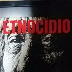 Cómics: ETNOCIDIO. EDICIONES DE LA TORRE. Lote 77464145