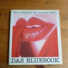 Cómics: DAS BLUEBOOK. BENEDICT, BRAD EDITORIAL: KÖLN: TASCHEN COMICS VERLAG (1984). Lote 77897529