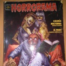 Cómics: HORRORAMA OJOS DE LUNA RUIZ - VAZQUEZ TOMO . Lote 77939681