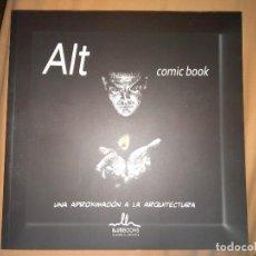 Cómics: ALT COMIC BOOK COMIC SOBRE ARQUITECTURA ILUSBOOK NUEVO. Lote 77939737