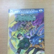 GREEN LANTERN #58 - RENACIMIENTO #3 (ECC EDICIONES)