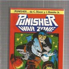 Cómics: PUNISHER WAR ZONE. Lote 78221873