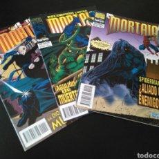 Cómics: COMICS-MORTAJA SERIE LIMITADA. Lote 78235981
