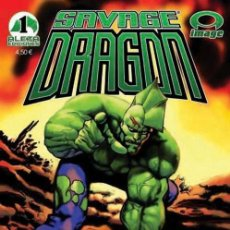 Comics - Savage Dragon Lote 7 Nº (1-3-7-8-9-10-11) - 78260301