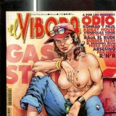 Cómics: EL VIBORA REVISTA NUMERO 220: FRAT FREDDY, DEMONIO ROJO, ODIO, ETC. Lote 78322899