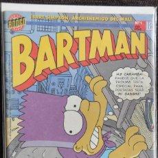 Cómics: LOTE BARTMAN -SIMPSON-PICA Y RASCA. Lote 78406177