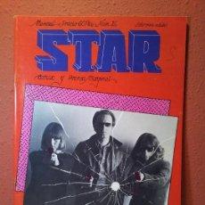 Cómics: STAR. COMIX Y PRENSA MARGINAL. Nº 26. ...1976. Lote 79207813