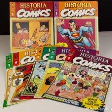 Cómics: LOTE DE VARIOS : POSTERS, SEMANARIOS CÓMICOS, ENCUADERNACIONES, ETC...(VER DESCRIP). 1904/1983.. Lote 79227553