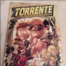 Cómics: TORRENTE Y EL DESCUBRIMIENTO DE AMÉRICA. Lote 193810090