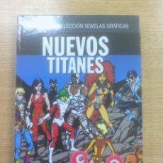 Cómics: NUEVOS TITANES EL CONTRATO DE JUDAS (DC COMICS COLECCION NOVELAS GRAFICAS #26) (ECC - SALVAT). Lote 79908625
