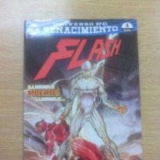 Cómics: FLASH #18 - RENACIMIENTO #4 (ECC EDICIONES). Lote 79908885