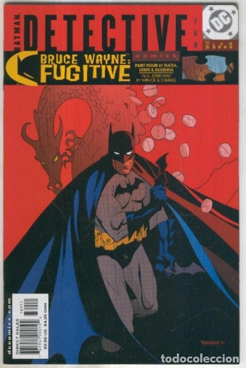 Batman: Bruce Wayne - Fugitive, Vol. 1
