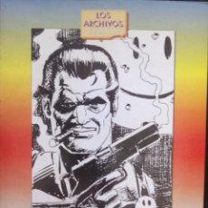 Comics: LOS ARCHIVOS DE EL BOLETÍN Nº 10 ALAN MOORE : EL TEBEO DE LOS 90 DE JAIME RODRÍGUEZ ED. EL BOLETÍN. Lote 79977785