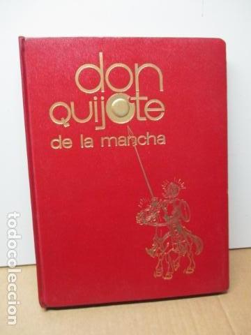 DON QUIJOTE DE LA MANCHA-MIGUEL DE CERVANTES-EDICIONES NARANCO-1972-TOMO 3 (Tebeos y Comics Pendientes de Clasificar)
