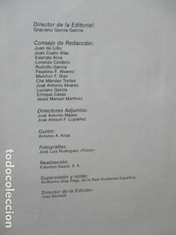 Cómics: DON QUIJOTE DE LA MANCHA-MIGUEL DE CERVANTES-EDICIONES NARANCO-1972-TOMO 3 - Foto 6 - 80336305