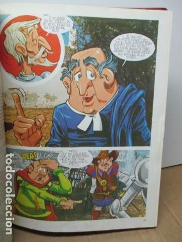 Cómics: DON QUIJOTE DE LA MANCHA-MIGUEL DE CERVANTES-EDICIONES NARANCO-1972-TOMO 3 - Foto 7 - 80336305