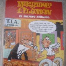 Cómics: MORTADELO Y FILEMÓN - EL SULFATO ATÓMICO. Lote 80366669