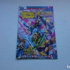 Cómics: HEROES DE ALQUILER - MERCURIO - ESPECIAL 1999 - LOTE. Lote 80402205