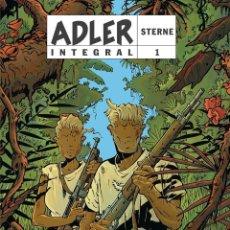 Cómics: ADLER INTEGRAL 1 - STERNE PONENT MON. Lote 80716398