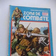 Cómics: ZONA DE COMBATE Nº 100 RELATOS BELICOS ILUSTRADOS URSUS ORIGINAL. Lote 80865699