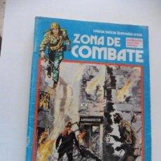 Cómics: ZONA DE COMBATE Nº 124 RELATOS BELICOS ILUSTRADOS URSUS ORIGINAL. Lote 80866227
