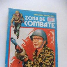 Cómics: ZONA DE COMBATE Nº 129 RELATOS BELICOS ILUSTRADOS URSUS ORIGINAL. Lote 80866403