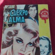 Cómics: CUERPO Y ALMA BIBLIOTECA DE CHICAS. Lote 81058156