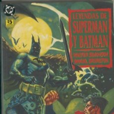 Cómics: LEYENDAS DE SUPERMAN Y BATMAN NUMERO 3. Lote 81204640