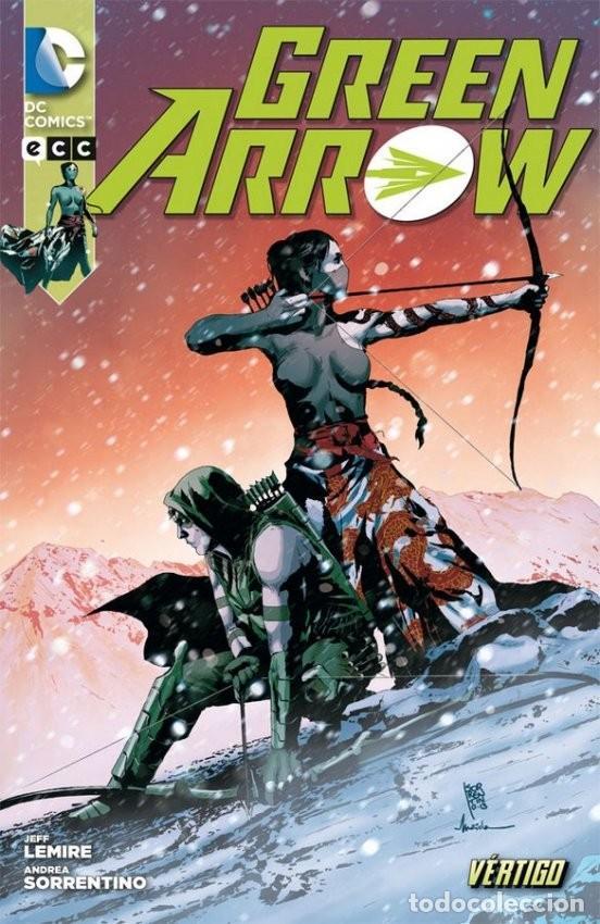 GREEN ARROW VÉRTIGO (Tebeos y Comics - Comics otras Editoriales Actuales)