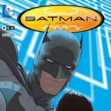 Cómics: BATMAN INC. COMPLETA 3 Nº MORRISON, FINCH, PAQUETTE, BURNHAM, STEWART Y CLARK - ECC OFERTA. Lote 81217352