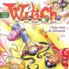 Cómics: WITCH Nº 38 EL DESEO DEL CORAZÓN. Lote 81326456