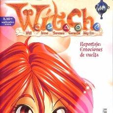 Cómics: WITCH Nº 44 NUNCA MÁS SOLAS. Lote 81326700