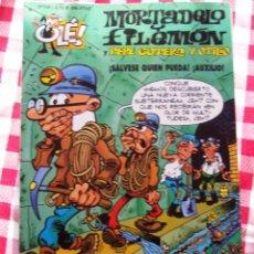 Cómics: COMIC MORTADELO Y FILEMON TAPAS BLANDA NUMERO 109 Y PEPE GOTERA Y OTILIO. Lote 81555104